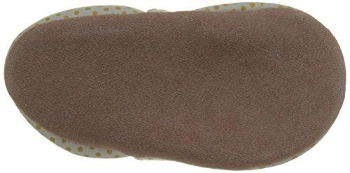 Robeez - Bee Z, Scarpine e pantofole primi passi Bimba 0-24 Gelb (Jaune)