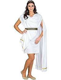 667783ff82 dressforfun Costume da donna - Bella troiana | Meraviglioso abito corto |  Drappo applicato | incl