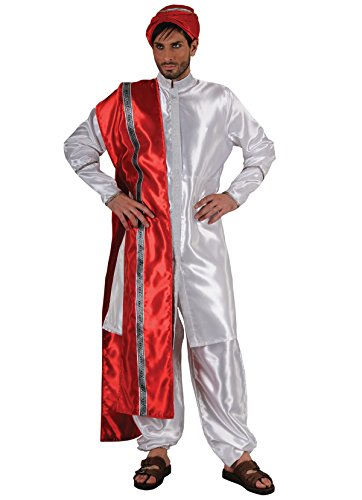 Indischen Kostüm Für (Kostümen Indische Prinz)