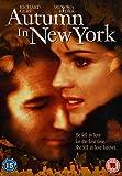 Autumn In New York [Edizione: Regno Unito] [Edizione: Regno Unito]