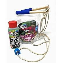 Pompas de jabón gigantes - Kit de bolsillo (Poket Kit) - Dr Zigs Extraordinary
