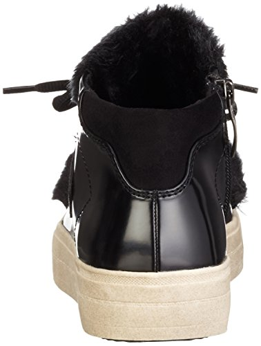 Tamaris 25058, Sneakers Hautes Femme Noir (Black Bru/Blk 015)