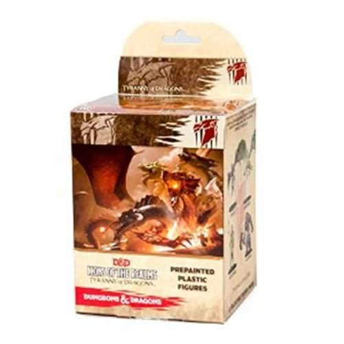 Miniatur Figuren Fantasy (Dungeons & Dragons Icons of the Ralms Tyranny of Dragons Booster)