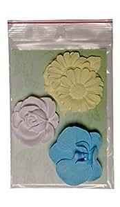 Zen'Arme Diffuseur Pltre 3 Fleurs - Lot de 3