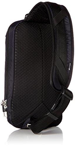 Pacsafe Vibe 325 - Anti-Diebstahl Cross-Body-Bag Noir/100