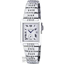 DGB00007/21 Mens Dreyfuss & Co Rectangular Square Face Bracelet Watch