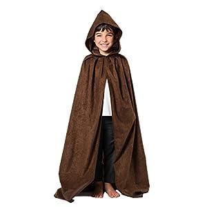 Déguisement Cape avec capuche déguisement pour les enfants. Taille unique  8-10 ans. 74ee1084ae37