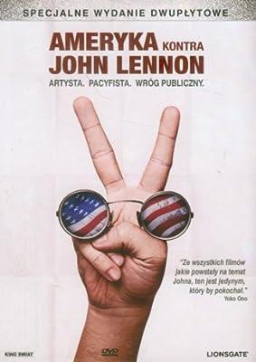 U.S. vs. John Lennon, The [DVD] [Region 2] (IMPORT) (Keine deutsche Version)