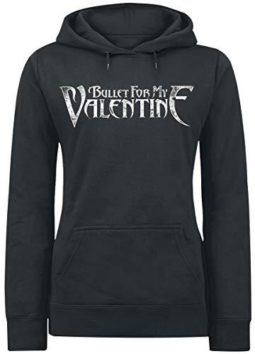 Bullet For My Valentine Raven Kapuzenpullover schwarz ()