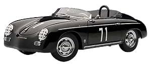 Autoart - 77866 - Véhicule Miniature - Modèle À L'échelle - Porsche 356 Speedster Mc Queen - Riverside 1959 - Echelle 1/18