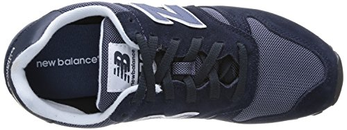 New Balance ML373 D Herren Sneakers Blau (Dark Blue/Light Blue)