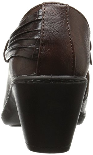 Easy Street Northern Synthétique Bottine Tan-Brown