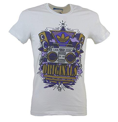 adidas Originals T-Shirt G Boombox Tee, Größe:XS (G Boombox)