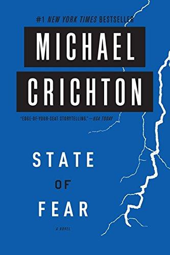 State of Fear: A Novel por Michael Crichton