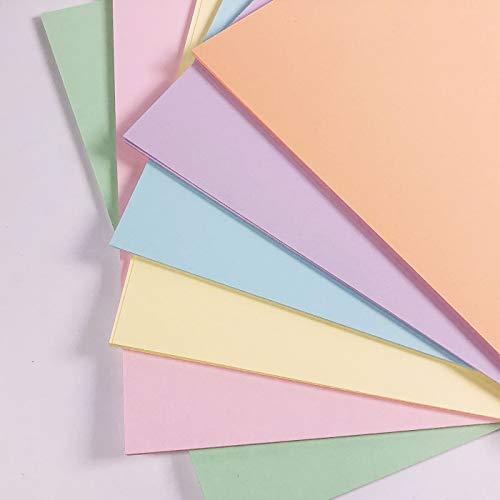 Pastel Card A4 Mixed Pastel Card...