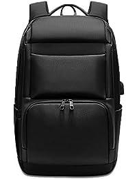 728dfd2ae CNHK Zaino per Laptop, Trolley Caso Cinghia Grande capacità Impermeabile  Zaino, 15,6 Pollici con Porta di Ricarica USB,…