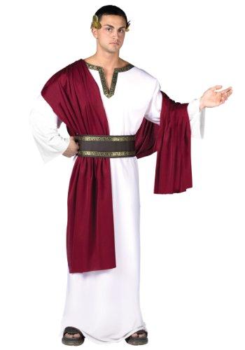Kost-me f-r alle Gelegenheiten Fw130234 Caesar Deluxe Erwachsene (Deluxe Caesar Kostüm)