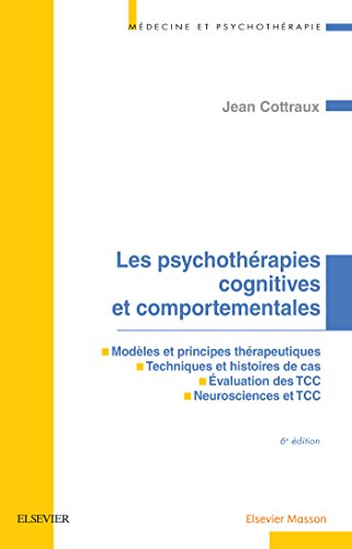 Les psychothrapies cognitives et comportementales