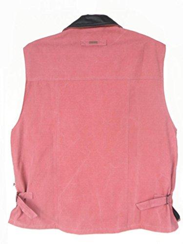 Kakadu Traders Australia - Manteau sans manche - Homme Brick