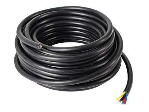 Las 10262Cable de alimentación PVC 7x 0