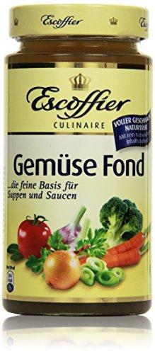 Escoffier Gemuese-Fond, 400 ml