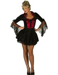 Mix lot Damen Neuheiten Halloween Fräulein Dracula Kleider Frauen sexy slim fit engen Vampir Outfit Mädchen-Fantasie-Partei-Kostüm Größe S / M / L / XL