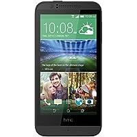 HTC Desire 510 Smartphone (1,2GHz Quadcore, 11,9 cm (4,7 Zoll) Touchscreen, 1GB RAM, 8GB interner Speicher, 5 Megapixel Kamera, Android) meridian gray