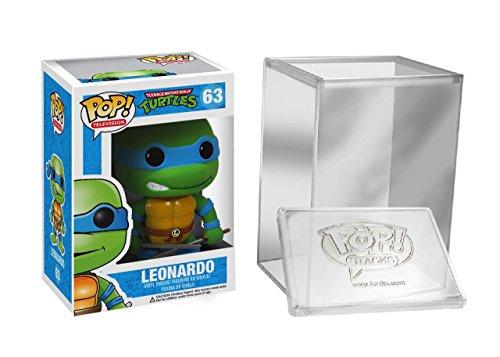 Funko Pop TV Teenage Mutant Ninja Turtles Leonardo FUNKO PROTECTIVE CASE