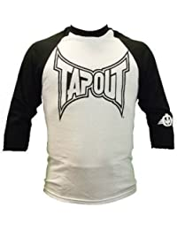 TapouT - T-Shirt à manches 3/4 MMA UFC Cage Fighter