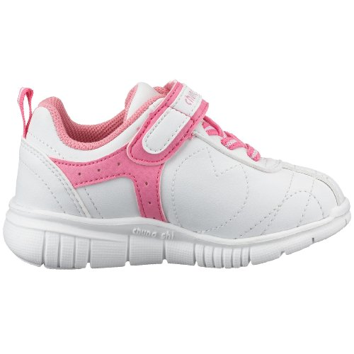 Chung Shi Dux ALICE Duxfree Kids Alice Weiss/Pink Gr. 34-36, Chaussures fille Blanc