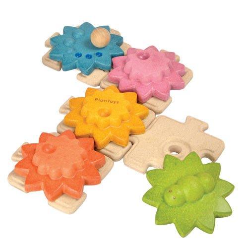 Stadlbauer 1355634 - Zahnrad-Puzzle, Standard - Zahnrad-puzzle