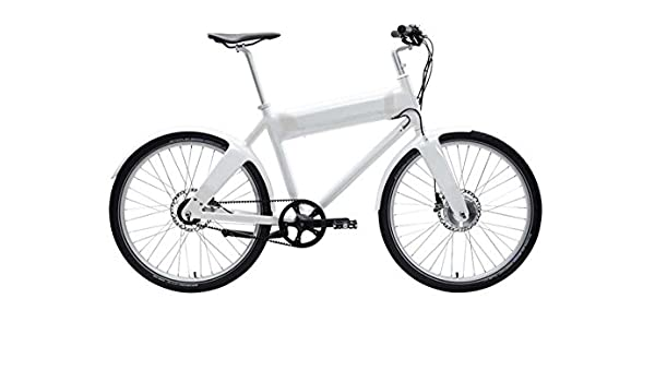Biomega OKO White Carbon Fiber Electric Bike Shimano Alfine 8 Speed ...
