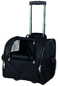 Trixie Fero Transporttasche/ -körbchen auf Rädern für Haustiere
