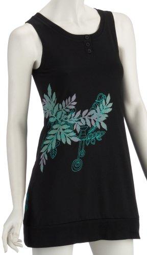 Roxy Vertigo robe pour femme Noir - tropicali black