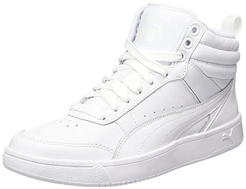 Puma Unisex-Erwachsene Rebound Street v2 L Sneaker, Weiß (White-White), 41 EU