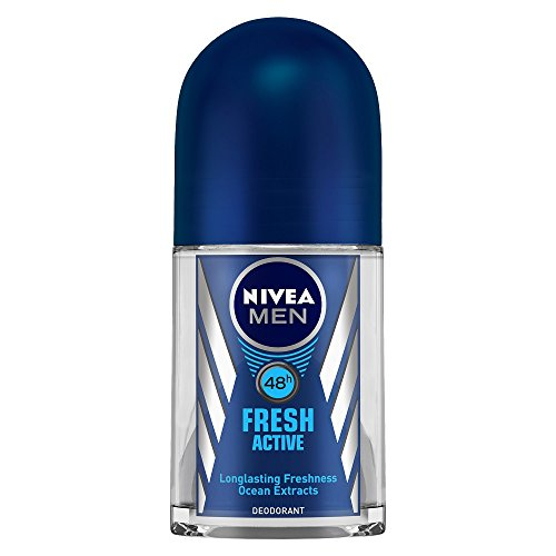Nivea Deo Fresh Active Roll On, 50ml