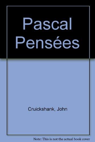 Pascal Pensées