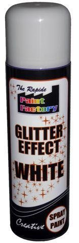 200ml-white-glitter-effect-colour-spray-can-paint-decorative-creative-crafts-art