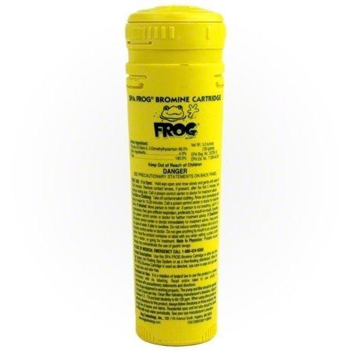 Hot Tub Spa Frog Chemikalien Floating System Spa Frog Brom Kartusche 2535; JM # 54574–4565467/341129516 -