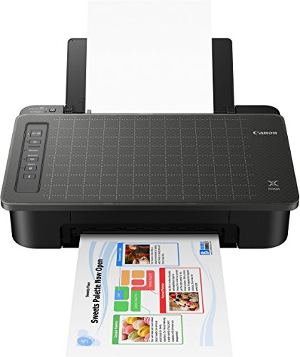 Canon Pixma TS307 Single Function Inkjet Printer (Black)