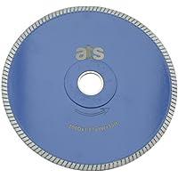 ATS 200mm x 30mm/25.4mm/22.23mm Turbo Porcelain Tile Diamond Blade