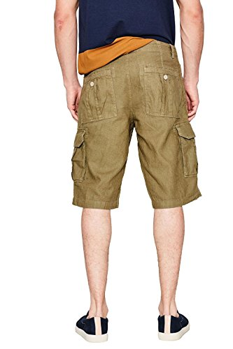 ESPRIT Herren Shorts Beige (Sand 285)