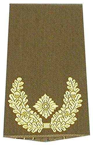 A.Blöchl Bundeswehr Heer Rangschlaufen Oliv (Brigade-General)