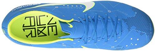 Nike Herren Vittoria Mercuriale Vi Njr Ag Fußballschuhe Türkis (orbita Blu / Bianco / Blu Orbita / Marina Militare / Volt / Volt)