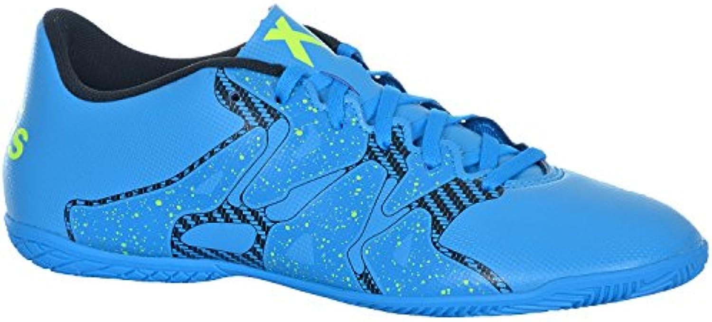 Adidas X 15.4 IN Fussballschuhe Herren Schuhe Fußball Halle Indoor Hallenschuhe S77886 -