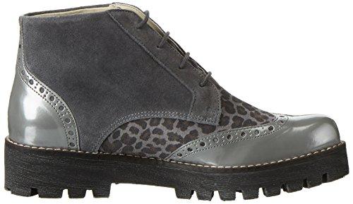 Marc Shoes Damen Katy Schnürhalbschuhe, Grau (grey-combi 00153)