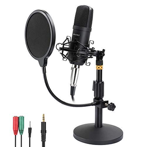 MANLI Kondensator Mikrofon