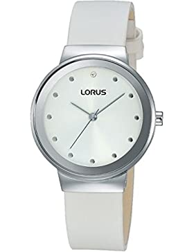Lorus Ladies Stainless Steel Strap Watch
