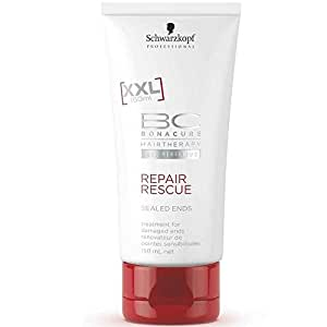 Schwarzkopf Bonacure Repair Rescue Sealed Ends 5.1 oz (Mega Size - Limited Edition) by Thinkpichaidai
