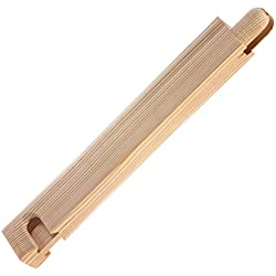 Lienzos Levante 2 Listones de 100 cm de Largo con sección de 46 x 32 3D para Montar 2 Lados de un Bastidor para lienzos, Soporte pictórico, Pino
